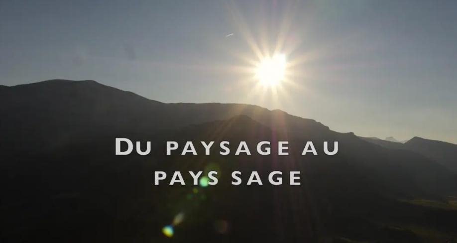 Image vidéo BioVallée Val-de-Drôme