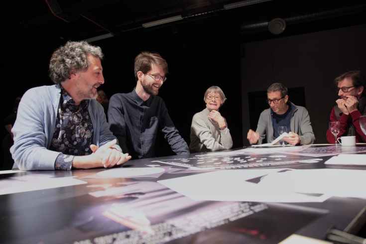 Manoeuvres 2- Ianis Lallemand et Olivier Dauchot @Alain Declercq.