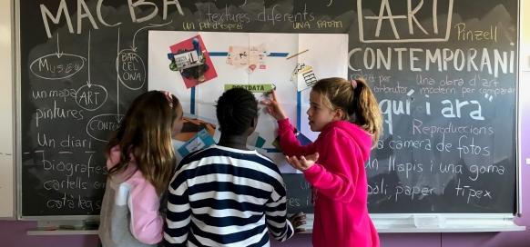 Postdata - Foto Susana Bacardí (Escola Montserrat Solà)