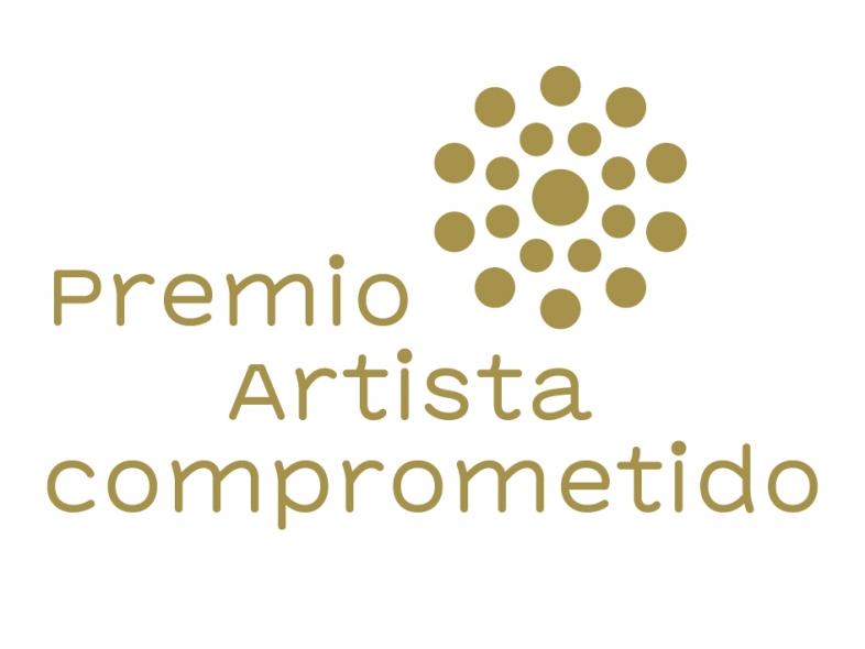 Logotype Premio artista comprometido rvb