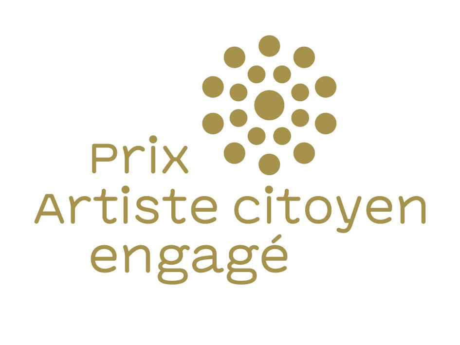 Logotype Prix artiste engage rvb
