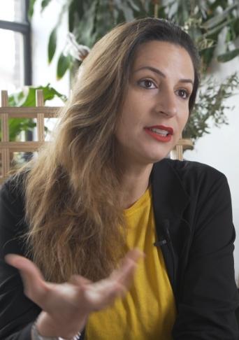Isabelle Le Galo Flores, directora para España de la Fundación