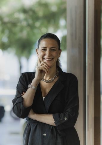 Isabelle Le Galo, directora para España de la Fundación Daniel y Nina Carasso