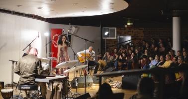 Concert Manushan_mai 2019_Site du Marais_Crédit Maurine Tric