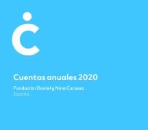 Cuentas Anuales Fundación Daniel y Nina Carasso2020